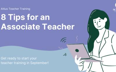 Eight tips for a trainee teacher