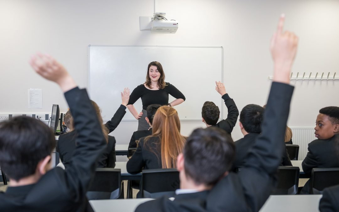 Why on earth would you choose teaching for a career?