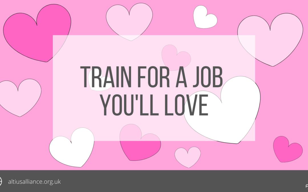 Love your job this Valentine's Day